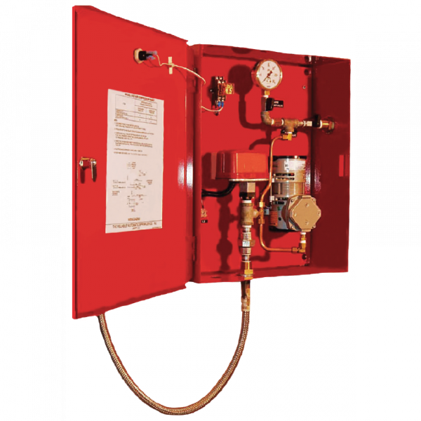 Product image for Models B-SI and C-SI Air Compressor Panel