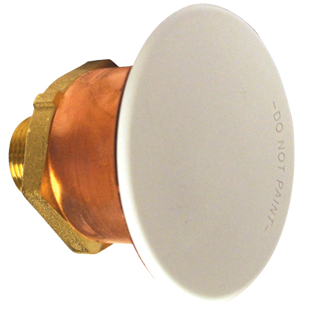 Product image for G6-80 HSW QREC Concealed Sidewall Sprinklers