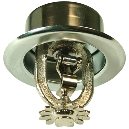 Product image for G/F1 Series Recessed Pendent Sprinklers
