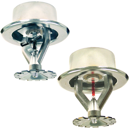 Product image for JL112 and J112 Upright, Pendent & Recessed Sprinklers