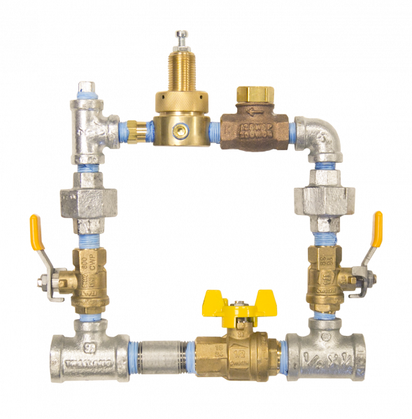 Product image for Models A and B Automatic Pressure Maintenance Devices