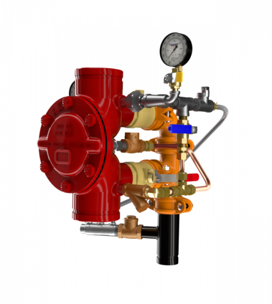Product image for DDV Diaphragm Deluge Valve Remote Resetting and Remote Resetting Pressure Regulating Trims