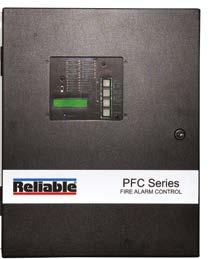Potter Model PFC4410RC Releasing Control Panel