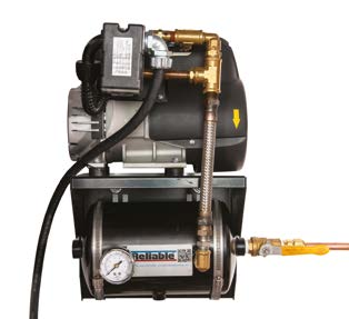 QRM Quiet Air Compressors ½ HP, 1 HP, or 1½ HP in 115VAC (60 Hz)