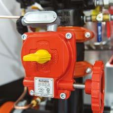 Supply side control valve