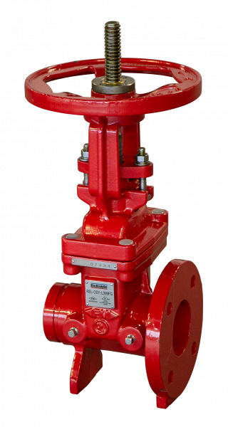 Product image for Reliable Model L399 OS&Y Gate Valves