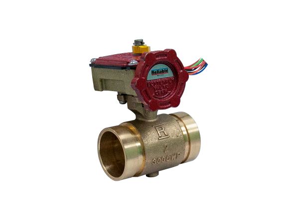 Product image for Reliable RBV Series Bronze Butterfly Valves