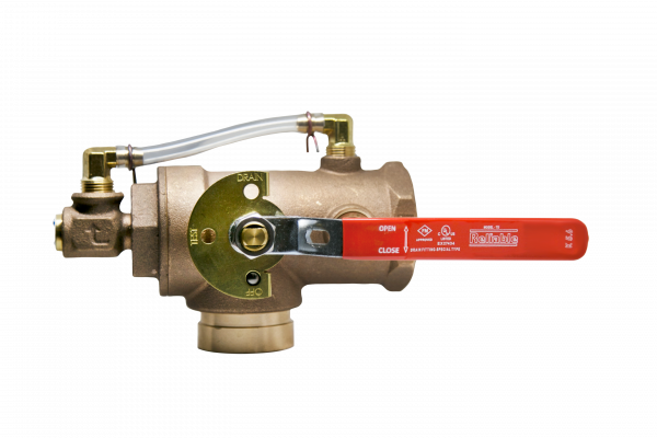 Product image for Reliable Model TD Test and Drain Valve