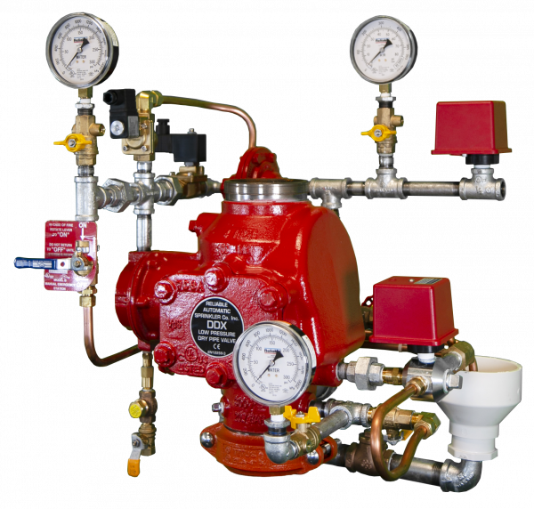 Product image for DDX Preaction Alarm Valve Station Type A