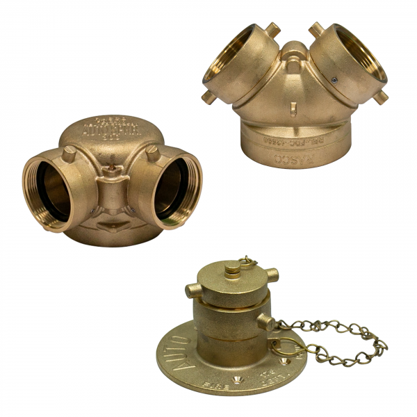 Product image for Fire Department Connections and Accessories