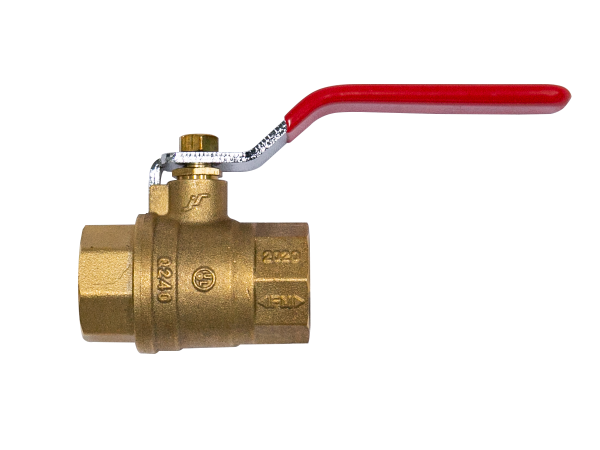 Product image for Reliable Model REL-BL Full Port Ball Valve